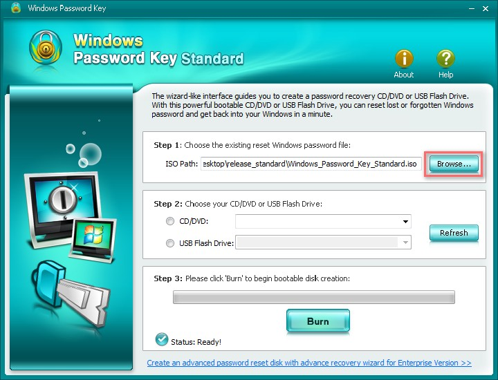 Windows 10 password recovery software free download